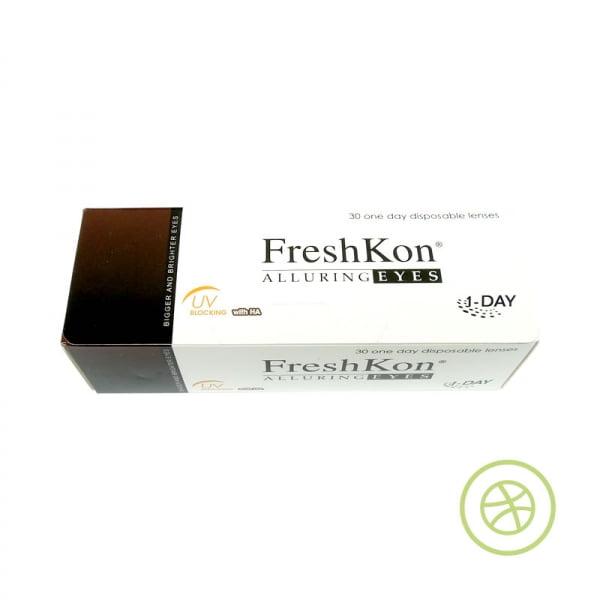 FreshKon 1-Day Alluring Eyes 大美目彩色即棄隱形眼鏡