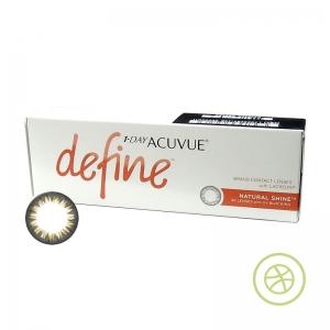 Acuvue Define Natural Shine 特價限售